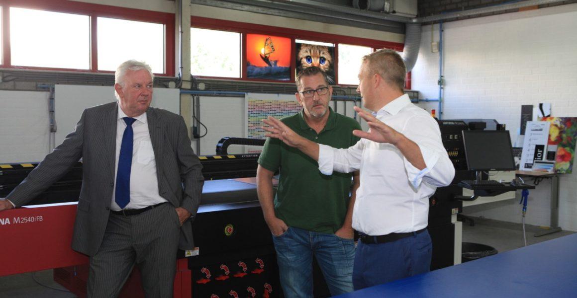 Agfa Graphics en Reijnders vinden elkaar in industrieel printen