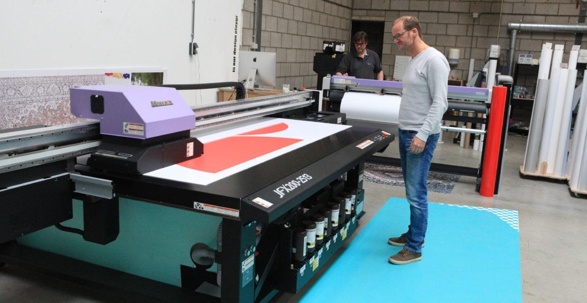 Op maat printen voor de retail